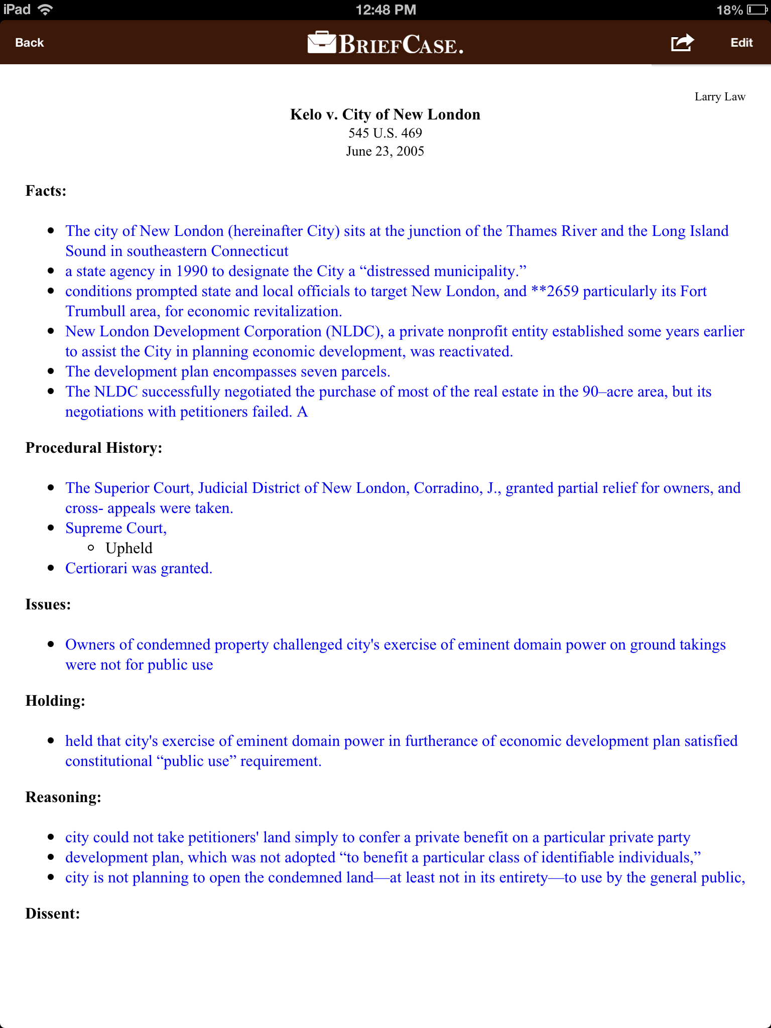 Law student voices law school success for Copy brief template